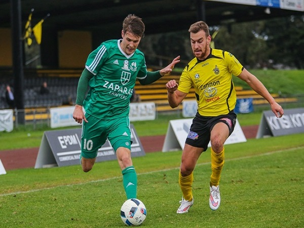 Nhận định bóng đá Bentleigh Greens vs Heidelberg United