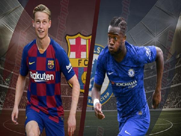 Nhận định bóng đá Barcelona vs Chelsea