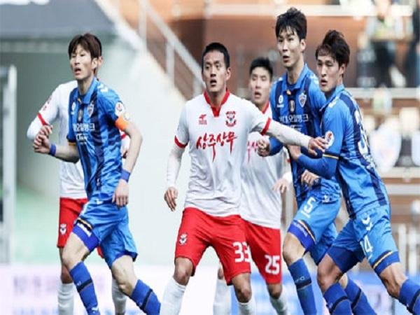 Nhận định bóng đá Ulsan Hyundai vs Sangju Sangmu