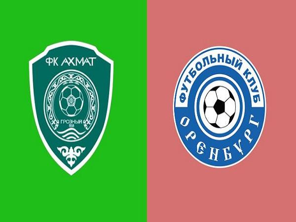Nhận định trận Akhmat Grozny vs Orenburg