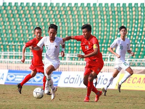 Nhận định U18 Indonesia vs U18 Myanmar