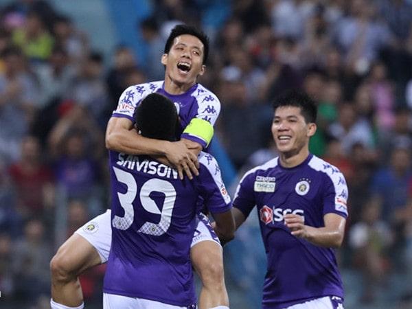 Hà Nội FC tiến gần tới ngôi vô địch V-League 2019