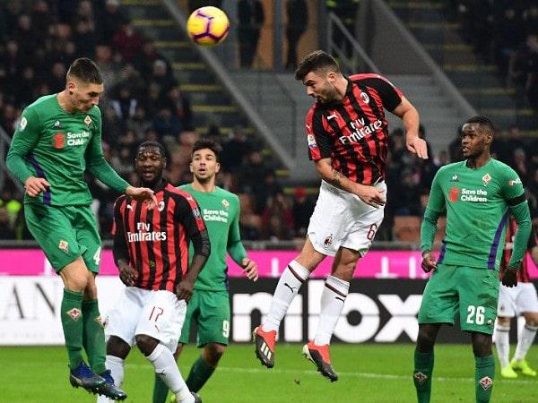 Nhận định trận AC Milan vs Fiorentina (01h45 ngày 30/9)