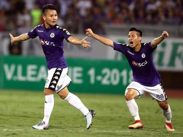 Vô địch V-League 2019 - Quang Hải cùng Hà Nội FC thiết lập nhiều kỷ lục