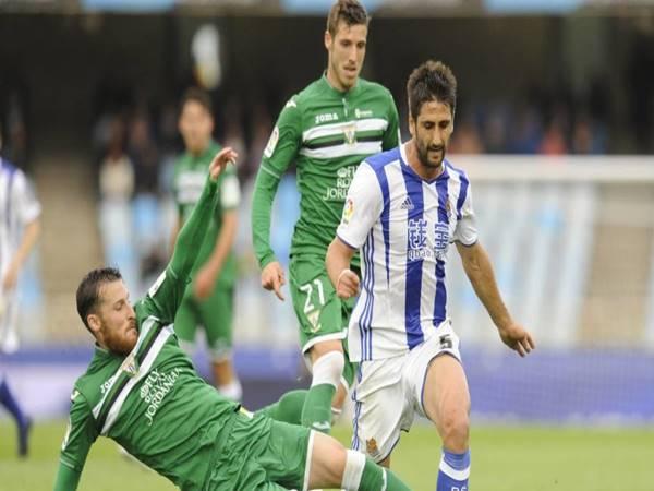 Nhận định bóng đá Real Sociedad vs Leganes (3h00 ngày 9/11)