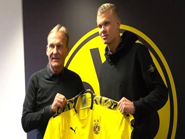 'Bom tấn' cho khát vọng vô địch tại Dortmund
