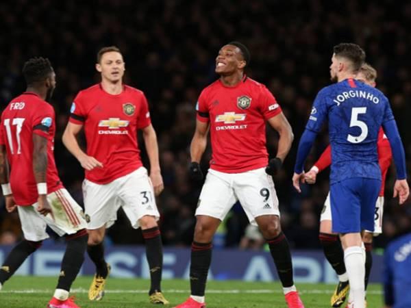 Chelsea gục ngã trước quỷ đỏ Manchester United đầy kiên cường