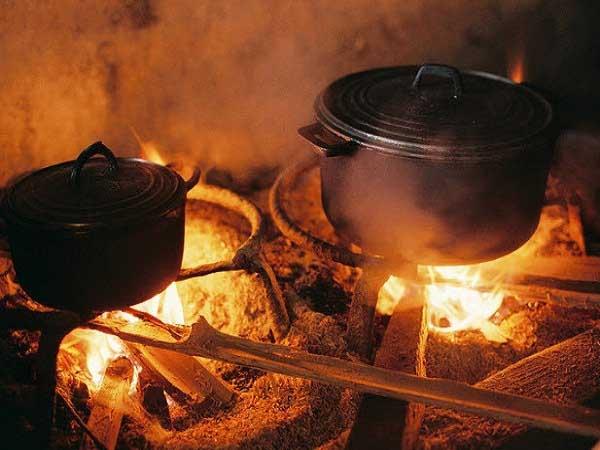 Mơ thấy bếp lửa – Ngủ mơ thấy bếp lửa có điềm báo gì