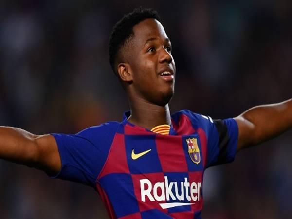 Barcelona kiên quyết không bán tài năng trẻ cho Man United