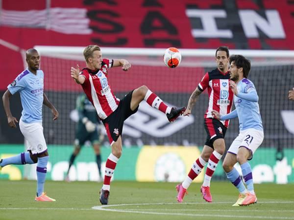 Manchester City thất bại thảm hại trước Southampton