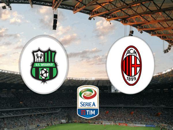 Nhận định kèo Sassuolo vs AC Milan