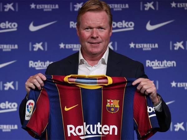 Chuyển nhượng Barca 20/8: Vừa được bổ nhiệm, Koeman đã bị đe dọa sa thải
