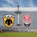 Nhận định, soi kèo Zorya vs AEK Athens, 0h55 ngày 27/11
