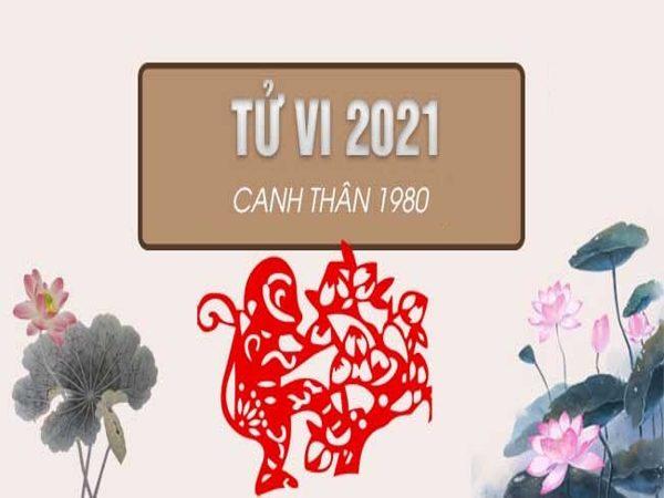 Tử vi Canh Thân 2021