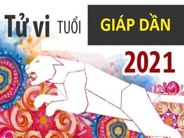 Tử vi tuổi Giáp Dần năm 2021 nam và nữ mạng