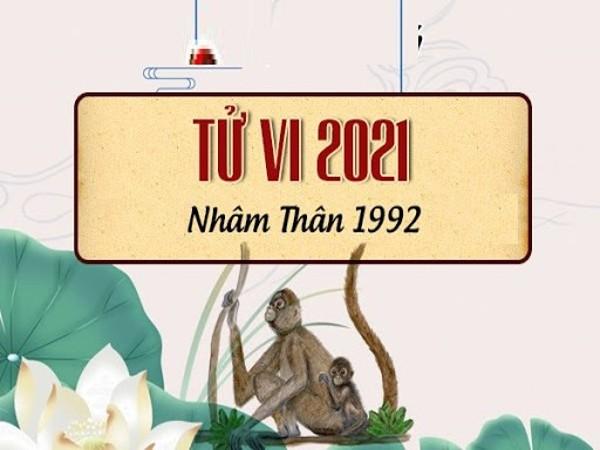 Tử vi tuổi Nhâm Thân 2021
