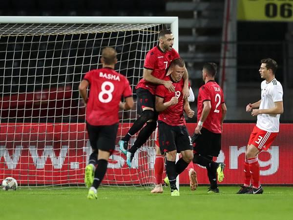 Nhận định tỷ lệ San Marino vs Albania (1h45 ngày 1/4)