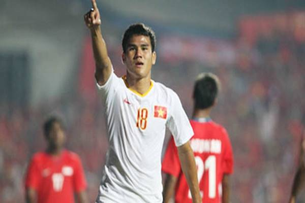 Phan Thanh Bình - Cầu thủ ghi bàn nhiều nhất đội tuyển Việt Nam