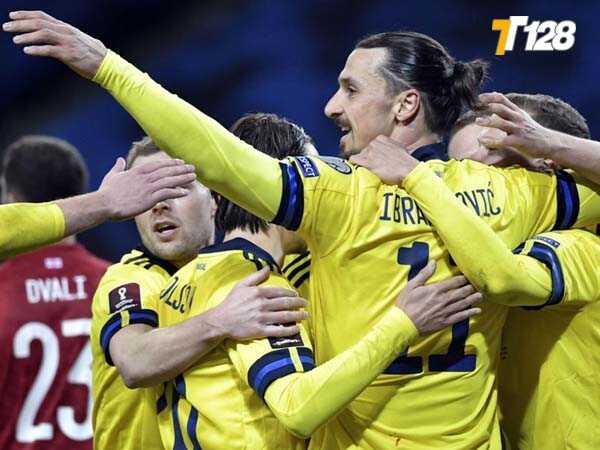 Danh sách các cầu thủ thi đấu của Thuỵ Điển tại Euro 2021
