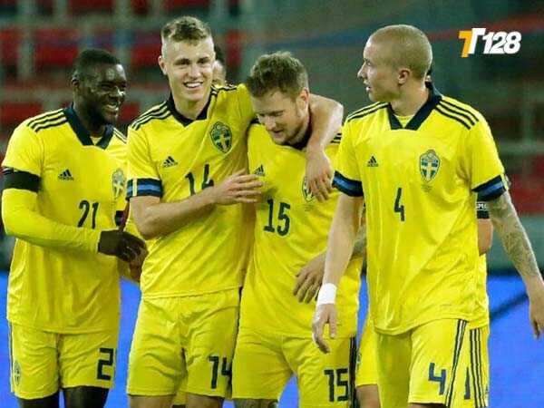 Thuỵ Điển xuất sắc vượt qua vòng loại Euro với 6/10 trận thắng