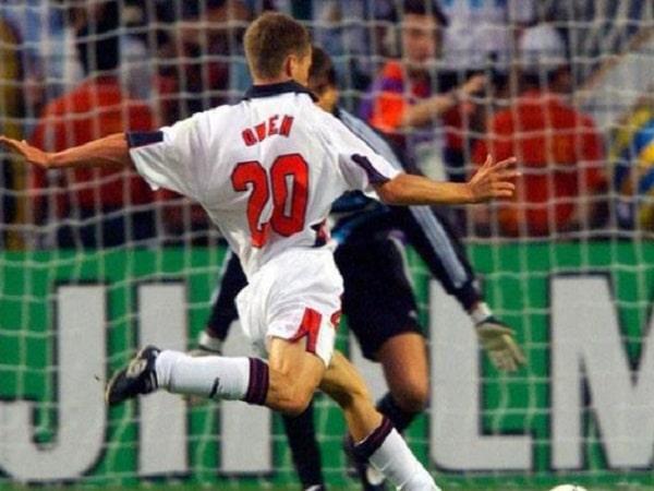 Anh vs. Argentina (1998) - Michael Owen