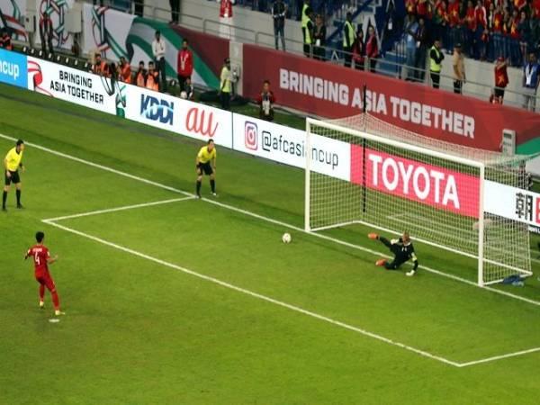 Luật đá luân lưu theo quy định FIFA mới nhất hiện nay