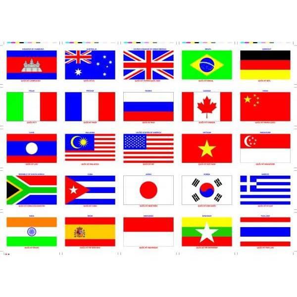 Giải mã giấc mơ thấy lá cờ nên đánh con gì đánh số mấy