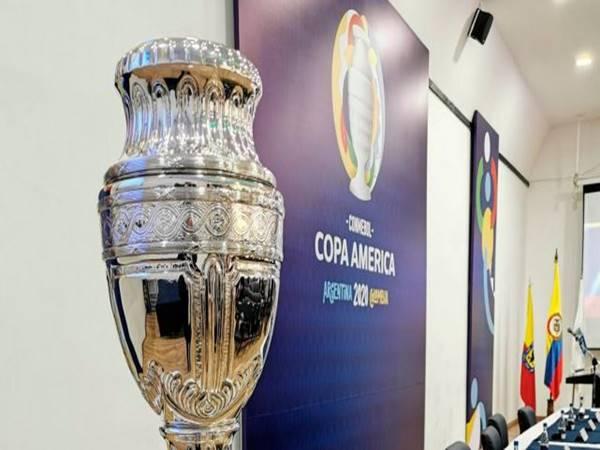 Bóng đá Quốc Tế 22/5: Argentina rút quyền đăng cai Copa America?