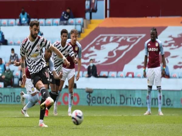Tin bóng đá 10/5: Man United thắng tưng bừng trước Aston Villa