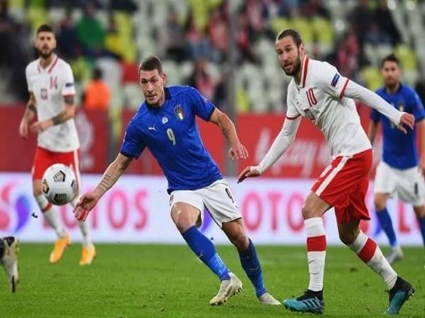 Nhận định bóng đá giữa Italia vs Thụy Sĩ, 2h ngày 17/6