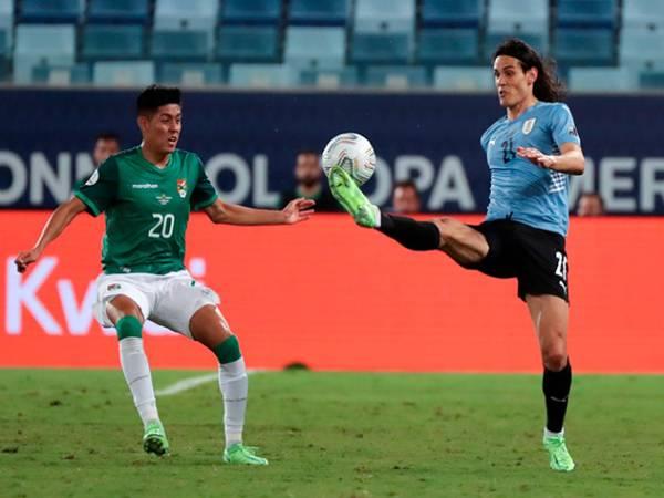 Bóng đá QT hôm nay 25/6: Chiến thắng đầu tiên của Uruguay