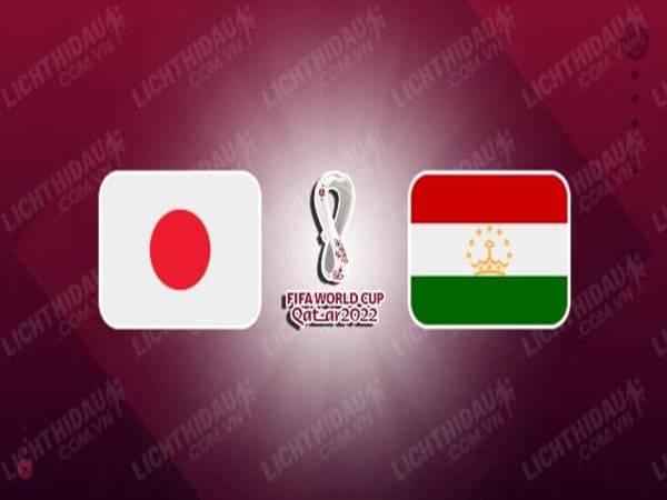 Nhận định trận đấu Nhật Bản vs Tajikistan (17h30 ngày 7/6)
