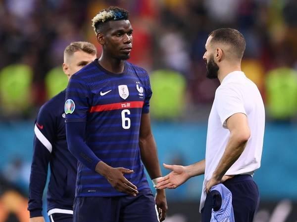 Bóng đá quốc tế sáng 2/7: Pogba lảng tránh câu hỏi về Real Madrid
