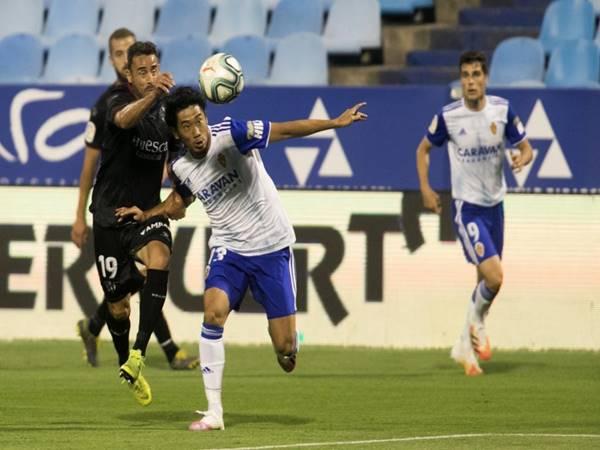 Nhận định bóng đá Zaragoza vs Huesca (2h00 ngày 12/10)